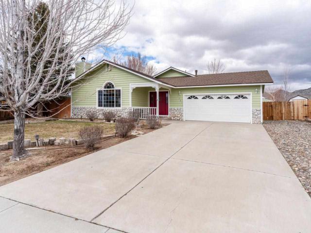 1341 Bridle Way, Minden, NV 89423 (MLS #190003556) :: NVGemme Real Estate
