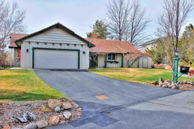 45 High Ridge, Reno, NV 89511 (MLS #190003566) :: Ferrari-Lund Real Estate