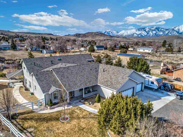 1973 Lacey Ct., Gardnerville, NV 89410 (MLS #190003588) :: NVGemme Real Estate