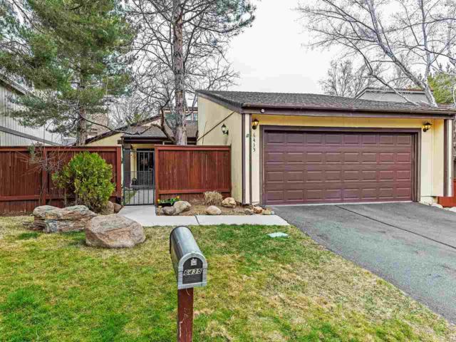 6435 Meadow Valley, Reno, NV 89519 (MLS #190003590) :: NVGemme Real Estate