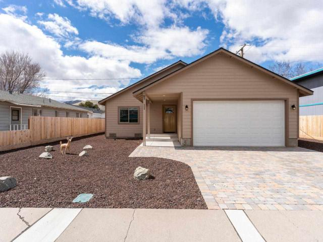 608 Country Village Drive, Carson City, NV 89701 (MLS #190003595) :: NVGemme Real Estate