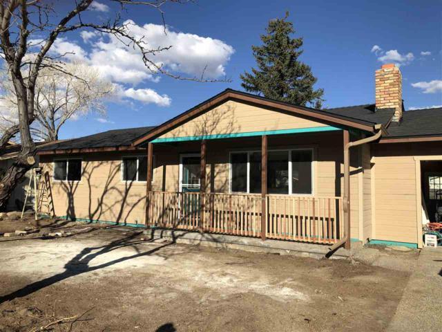 2501 N Mountain Street, Carson City, NV 89703 (MLS #190003599) :: NVGemme Real Estate