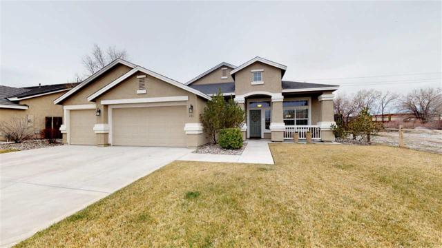 656 Augusta Lane, Fallon, NV 89406 (MLS #190003652) :: Vaulet Group Real Estate