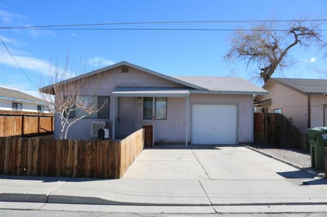 865 Stains, Fallon, NV 89406 (MLS #190003829) :: Marshall Realty