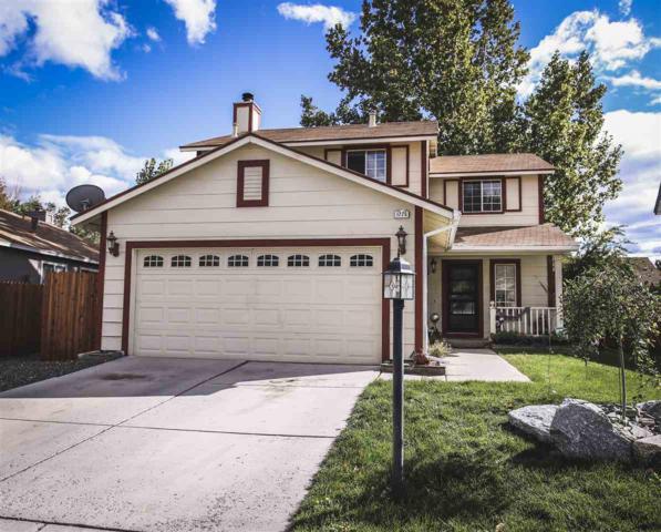 1775 Myles, Carson City, NV 89701 (MLS #190003848) :: Theresa Nelson Real Estate