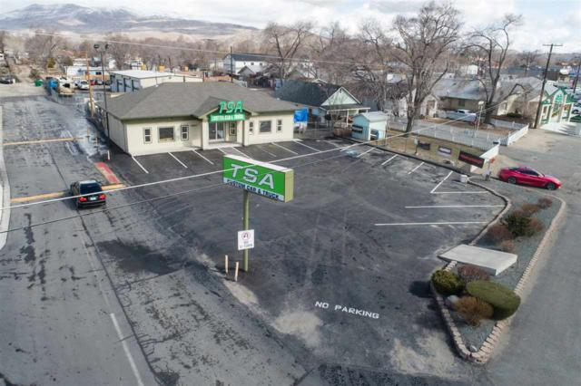 2860 E Hwy 50 East, Carson City, NV 89701 (MLS #190003887) :: Northern Nevada Real Estate Group