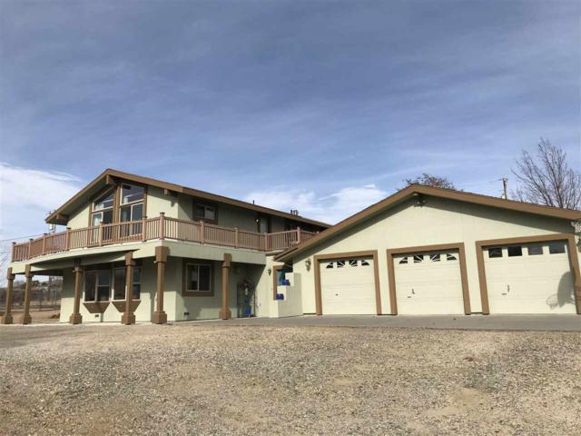 1530 Brenda Way, Washoe Valley, NV 89704 (MLS #190003899) :: Joshua Fink Group