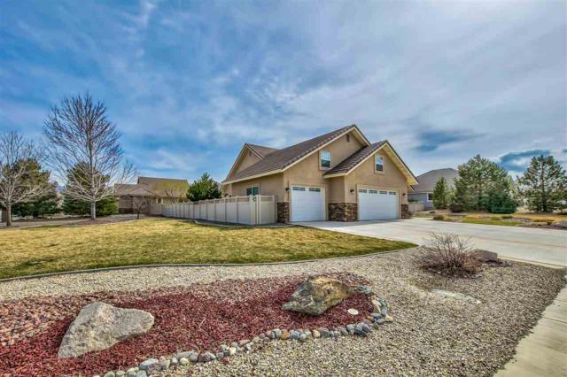 111 Denio, Dayton, NV 89403 (MLS #190003919) :: Vaulet Group Real Estate