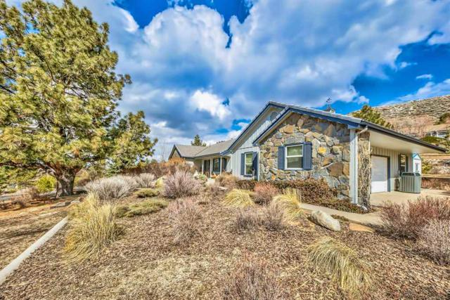 3699 Lakeview Road, Carson City, NV 89703 (MLS #190003929) :: Joshua Fink Group