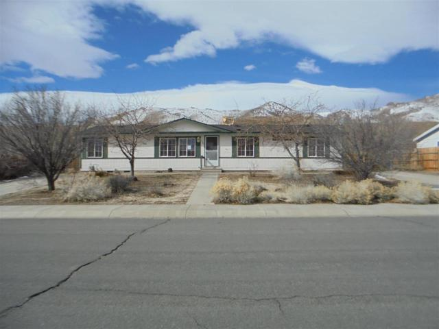 158 Rose Peak Rd, Dayton, NV 89403 (MLS #190004118) :: Harcourts NV1