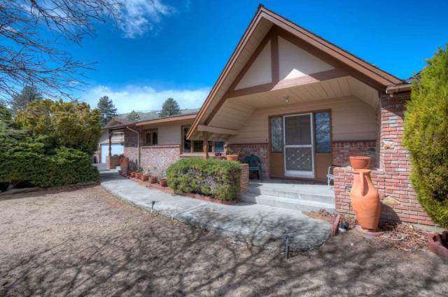 3160 Ash Canyon Road, Carson City, NV 89703 (MLS #190004217) :: Joshua Fink Group