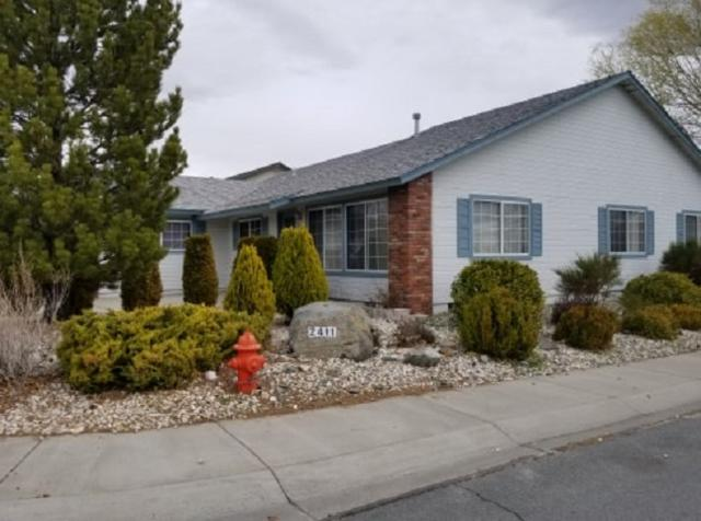 2411 Havenwood Ct, Carson City, NV 89706 (MLS #190004350) :: NVGemme Real Estate