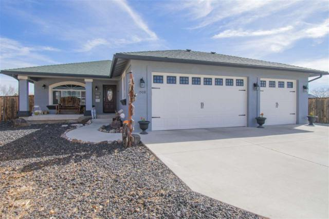 1508 Putter Ct, Fernley, NV 89408 (MLS #190004357) :: Theresa Nelson Real Estate