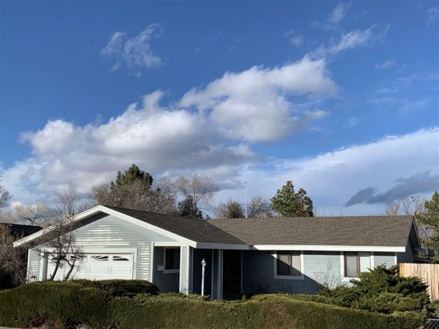 868 Sonoma W/ Shop/Garage, Carson City, NV 89701 (MLS #190004367) :: Theresa Nelson Real Estate