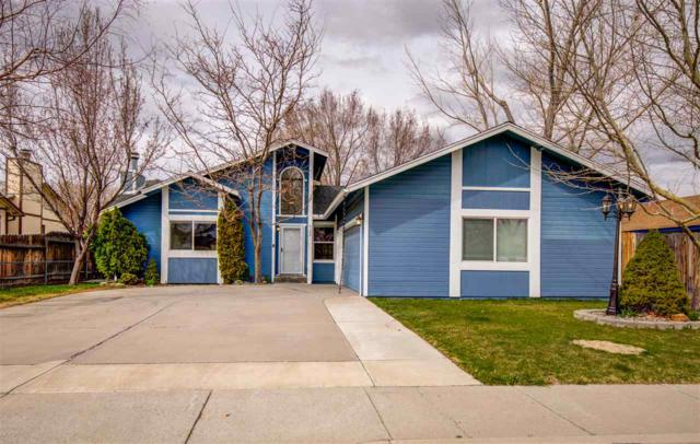 4100 Knoblock Rd., Carson City, NV 89706 (MLS #190004387) :: Theresa Nelson Real Estate
