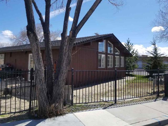 495 Isbell Rd, Reno, NV 89502 (MLS #190004409) :: Marshall Realty