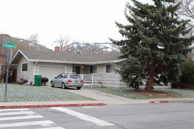 424 S Richmond Ave., Carson City, NV 89703 (MLS #190004528) :: Theresa Nelson Real Estate