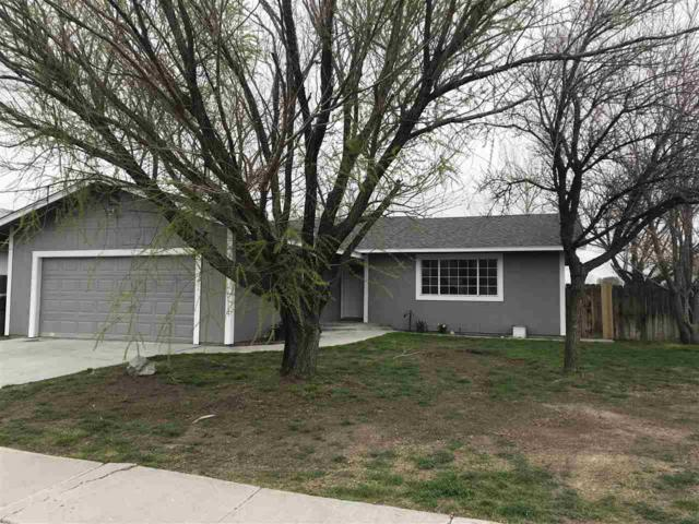 327 Burntwood St., Fallon, NV 89406 (MLS #190004538) :: Vaulet Group Real Estate