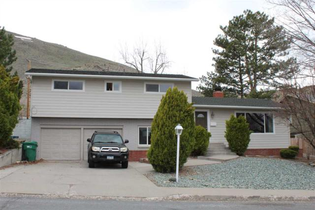 620 Terrace St., Carson City, NV 89703 (MLS #190004539) :: Theresa Nelson Real Estate