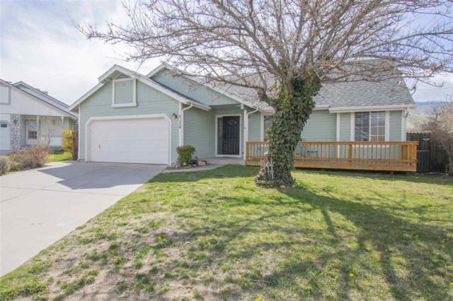 3174 Parkview Drive, Carson City, NV 89701 (MLS #190004563) :: Theresa Nelson Real Estate