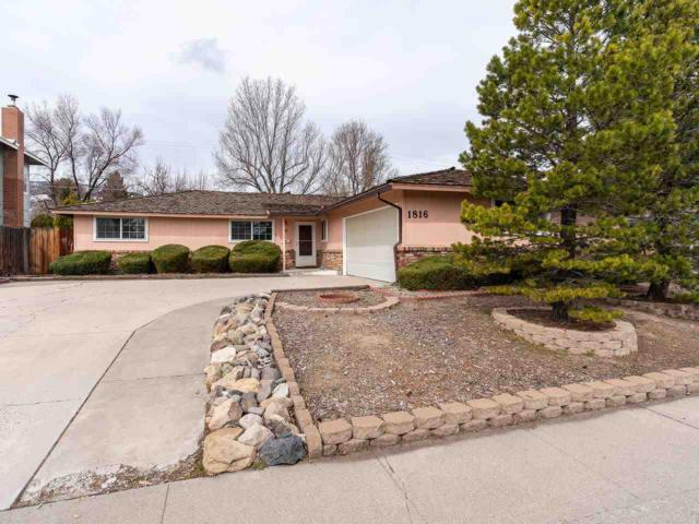 1816 Alpine St, Carson City, NV 89703 (MLS #190004632) :: Theresa Nelson Real Estate