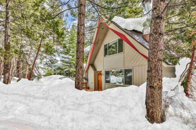 599 Crest Lane #55, Incline Village, NV 89451 (MLS #190004654) :: The Mike Wood Team