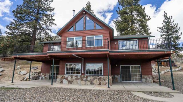 5341 Sierra Highland Dr., Carson City, NV 89705 (MLS #190004679) :: Ferrari-Lund Real Estate