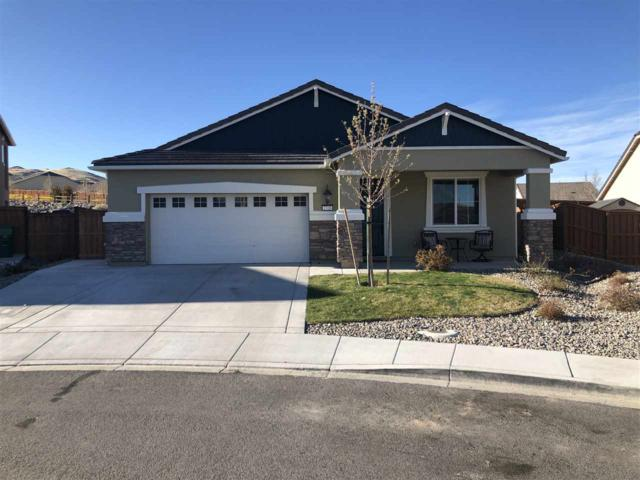 2726 Michelangelo Ct, Sparks, NV 89434 (MLS #190004752) :: Theresa Nelson Real Estate