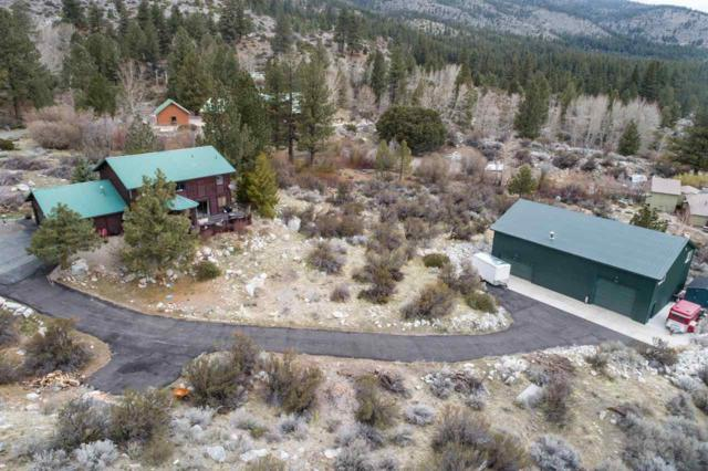 45 Maranatha Road, Washoe Valley, NV 89704 (MLS #190004763) :: Vaulet Group Real Estate