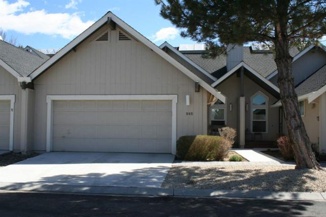 985 Aspen Grove Cir, Minden, NV 89423 (MLS #190004796) :: Chase International Real Estate