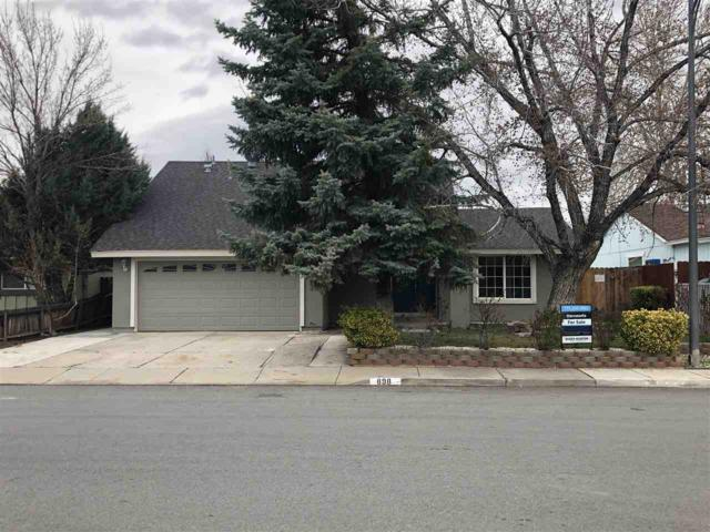 898 Glen Meadow, Sparks, NV 89434 (MLS #190004805) :: Theresa Nelson Real Estate