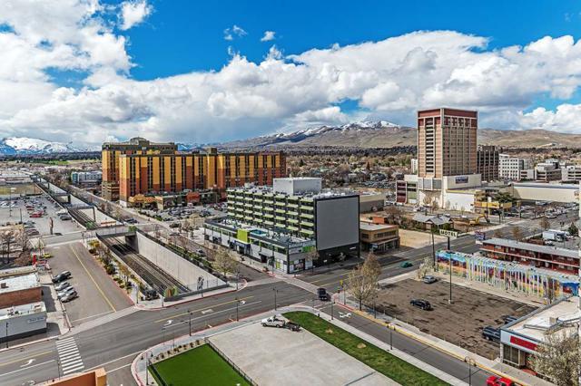 255 N Sierra St. #1412, Reno, NV 89501 (MLS #190004818) :: Joshua Fink Group