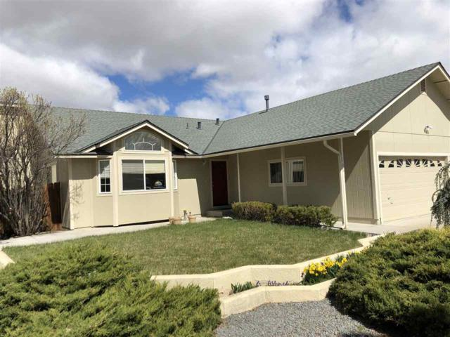 206 Oasis Drive, Sparks, NV 89441 (MLS #190004848) :: Theresa Nelson Real Estate