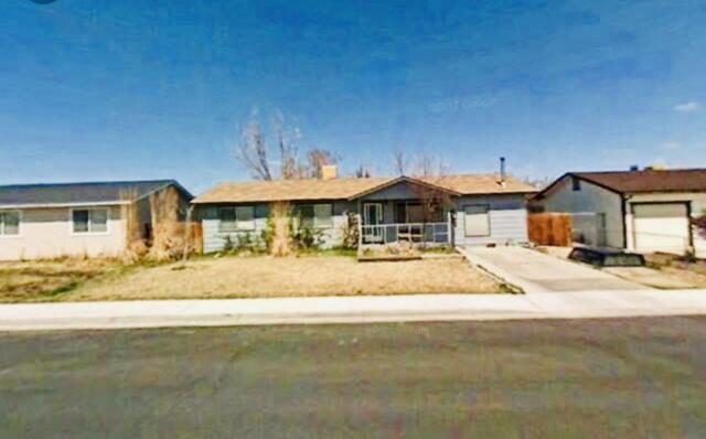 1020 W 5th, Fallon, NV 89406 (MLS #190004946) :: Theresa Nelson Real Estate