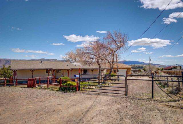 23 Calcite Dr, Moundhouse, NV 89706 (MLS #190004974) :: Theresa Nelson Real Estate