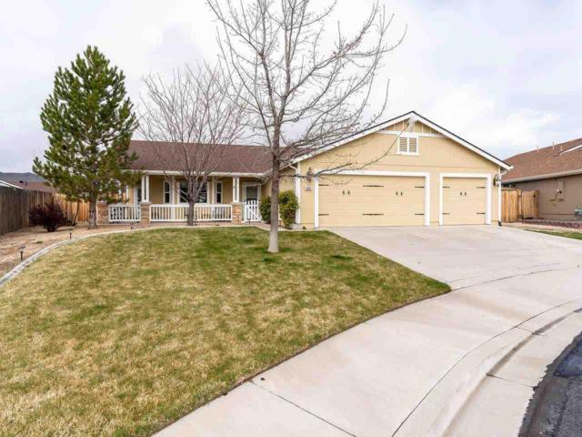 2295 Gorget, Sparks, NV 89441 (MLS #190005045) :: NVGemme Real Estate
