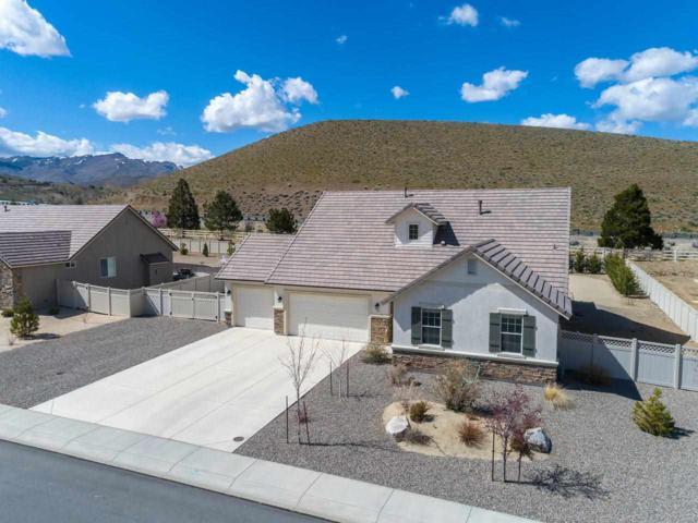 142 Denio Drive, Dayton, NV 89403 (MLS #190005065) :: Vaulet Group Real Estate