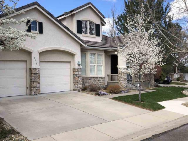 1015 Waverly Drive, Reno, NV 89519 (MLS #190005140) :: Theresa Nelson Real Estate
