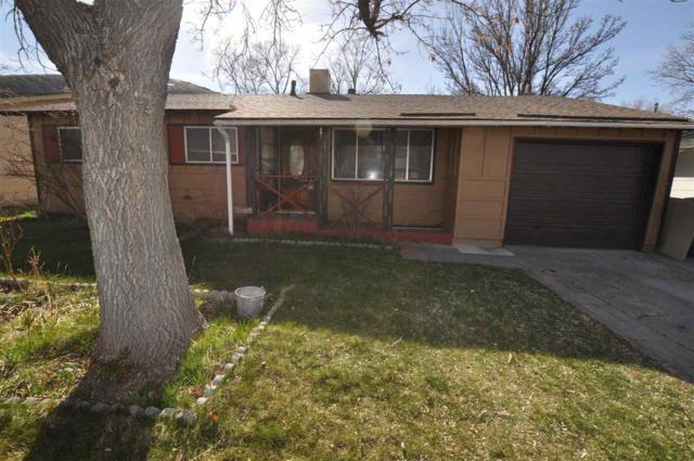 214 Albany Avenue, Carson City, NV 89701 (MLS #190005175) :: Marshall Realty