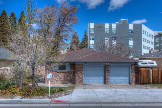 1580 Hillside Drive, Reno, NV 89503 (MLS #190005180) :: Theresa Nelson Real Estate