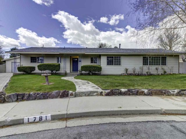 1781 Frank Cir, Carson City, NV 89706 (MLS #190005183) :: Theresa Nelson Real Estate