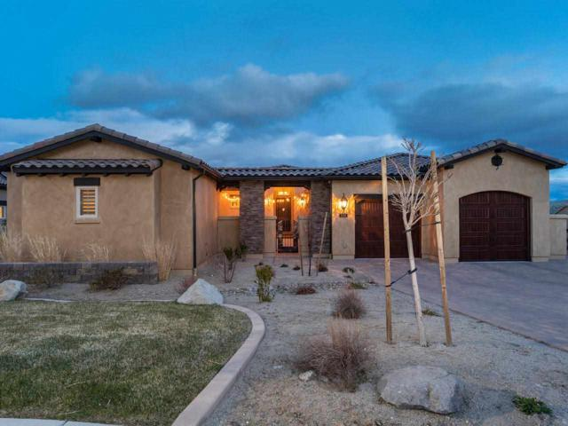 3130 Vista Favoloso Vista Favoloso, Reno, NV 89519 (MLS #190005199) :: Marshall Realty