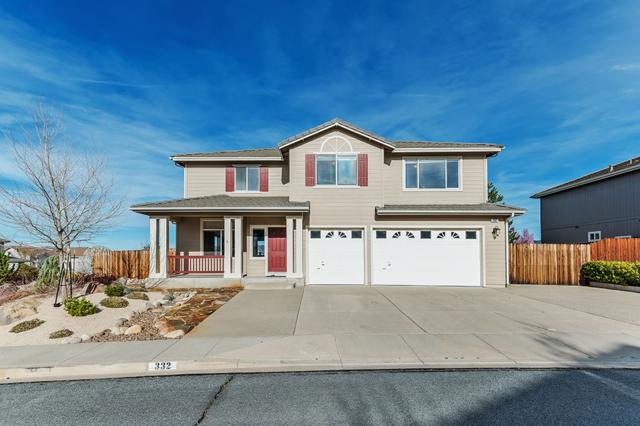 332 Winter Park Court, Reno, NV 89511 (MLS #190005247) :: The Mike Wood Team