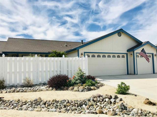 1573 Reese River Rd, Fernley, NV 89408 (MLS #190005263) :: Marshall Realty