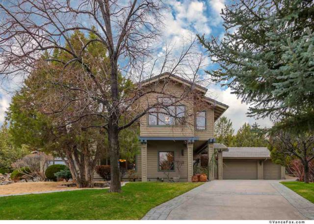4160 Flintlock Circle, Reno, NV 89519 (MLS #190005270) :: NVGemme Real Estate