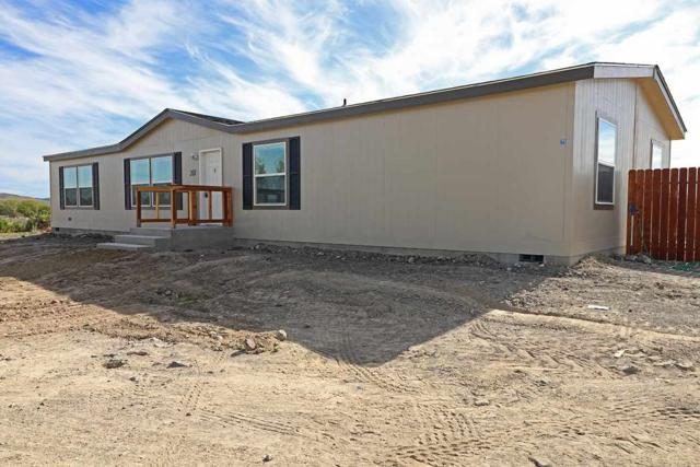 201 Mason Road, Fernley, NV 89408 (MLS #190005284) :: Marshall Realty