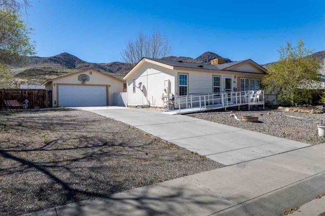 54 Jasper, Dayton, NV 89403 (MLS #190005288) :: Vaulet Group Real Estate