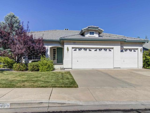 4815 Elkcreek Trail, Reno, NV 89519 (MLS #190005296) :: NVGemme Real Estate