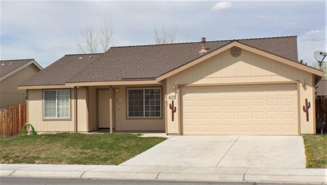 633 Brook Lane, Fernley, NV 89408 (MLS #190005303) :: Joshua Fink Group