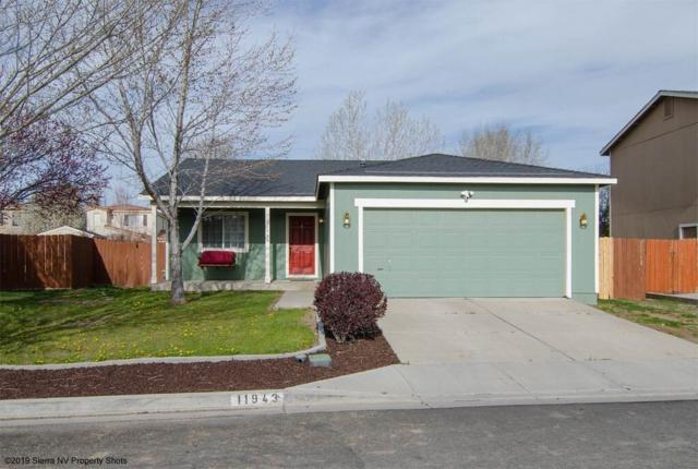 11943 Kernite Street, Reno, NV 89506 (MLS #190005305) :: Marshall Realty
